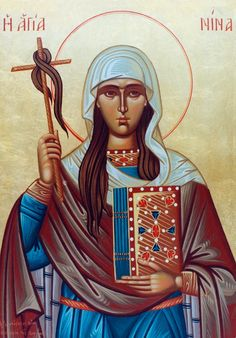 Saint Nino (Nina) of Georgia
