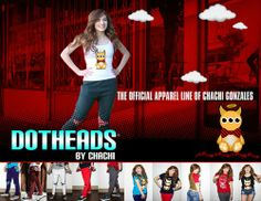 DOTHEADS by Chachi Gonzales
