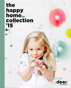 Done by Deer Collection 2015  The Happy Home Collection 2015