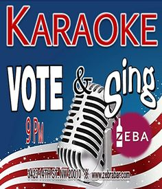 Get more information about Zeba: Karaoke and Hookah Thursday Night Party at CBS Local Washington