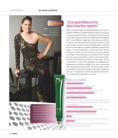 Entrevista a Bárbara de Barbarella en la revista Ultimate (enero 2012)  http://www.barbarella.es/tiendabarbarella/