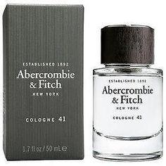 mens cologne | Abercrombie Fitch 41 1.7oz Men's Eau de Cologne | eBay