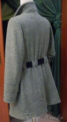 capotto in lana