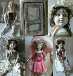 Гуля Алексеева — художник, мастер художественной куклы, член ТСХР (IFA). Окончила ЛГИТМиК (ныне Театральная Академия). Уже будучи профессионалом, работая художником-постановщиком, Гуля занималась параллельно живописью, графикой, создавала коллажи и арт-объекты. Однако, считая себя себя слабым скульптором, долгое время не решалась заняться именно куклой.