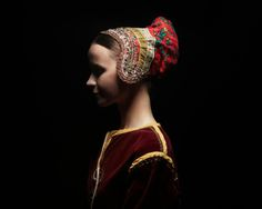 Fine art & commercial photographer available for commissions and gallery presentation. Based in Bratislava, Slovakia. Limited edition fine art prints for sale. Folk Costume, Costumes, Folk Clothing, Period Outfit, Art Prints For Sale, Ethnic Fashion, Fashion History, Petra, Headdress
