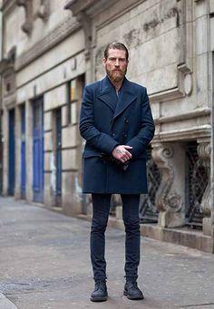 The Sartorialist - Love the boxy jacket