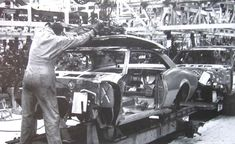 chevy camaro assembly line