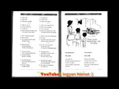 Német Magyar Lecke 10. - YouTube