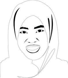 Line Art, Corel Draw (NDA) | Digital Art | Draw, Art