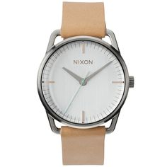 The Mellor by Nixon, natural/silver