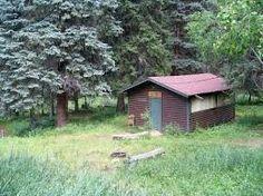 Beaver ranch cabin