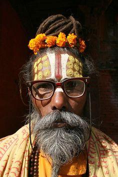 Intellectual Sadhu