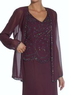 Formal Modest Mother Of The Bride Groom Dress Plus Size Elegant Fancy Bridesmaid on eBay!