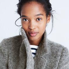 Madewell et Sézane® Octave Blazer Coat