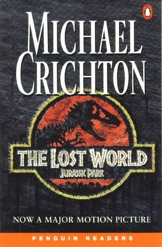 The Lost World - Michael Crichton. There has definitely been a dinosaur theme to my reading list this year! Michael Crichton, The Secret, Penguin Readers, The Lost World, Jurassic Park World, James Patterson, Every Day Book, Best Selling Books, Smile Because