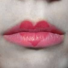 valentine ready lips