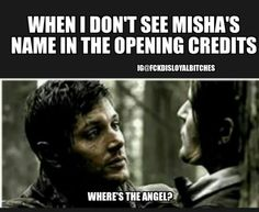 Where's the angel?