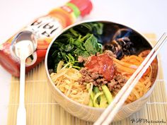 Bibimbap | Korean Food Gallery – Discover Korean Food Recipes and Inspiring Food Photos