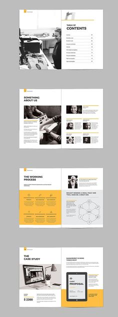 Design a stunning brochure in minutes. Get Brochure Design Services here. Showcase your business, products, and services when you create custom brochures. Layout Design, Print Layout, Branding, Brochure Template, Indesign Templates, Indesign Free, Brochure Ideas, Adobe Indesign, Layout Template