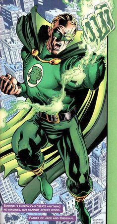 Dc Comics Superheroes, Dc Comics Characters, Fictional Characters, Alan Scott, Dc Trinity, Green Lantern Corps, Baltimore City, Photoshop, Comic Books Art