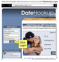 date hookup website