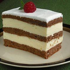 Pavlova, Something Sweet, No Bake Cake, Vanilla Cake, Tiramisu, Baking Recipes, Delish, Food And Drink, Pudding