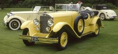"specialcar: ""1927 Mercedes-Benz K Sport touring """