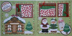 Snow Place Like Home file from Treasure Box Designs