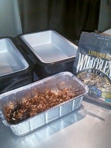 wild rice in the road pro portable stove