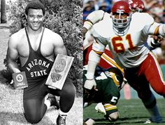 USA Wrestling announces inaugural All-Time NFL Honor Roll of pro football stars who wrestled   TheMat.com - USA Wrestling