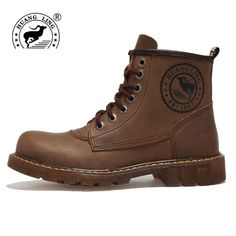 Cheap boots fashion men, Buy Quality boots men directly from China boots men fashion Suppliers: HUANGLING Winter Men boots Genuine Leather outdoor fashion Martin Motorcycle Snow boots Men Rubber Rain Winter tactical Boots Mens Snow Boots, Men Boots, Winter Snow Boots, Combat Boots, Man Fashion, Fashion Boots, Cheap Boots, Outdoor Fashion, Ankle Shoes