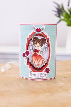 Send heartfelt wishes to your family and friends via the most adorable messengers with the NEW Crafter's Companion Angel Inspiration 👼 Check it out at CraftStash