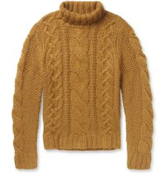 Todd Snyder Cable-Knit Sweater | MR PORTER