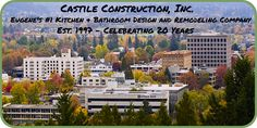 This month, Castile Construction, Inc is celebrating 20 years of being in business in Lane County! Thank you to all of our supporters, clients, employees, subcontractors, friends and family for helping us grow and thrive. Cheers to another successful year! #Lovewhereyoulive #EugeneOregon #Castileconstructioninc