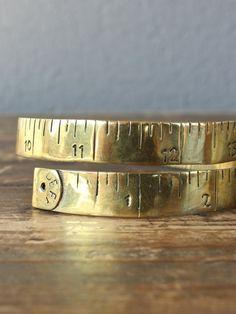 inch by inch bracelet | RedInFred