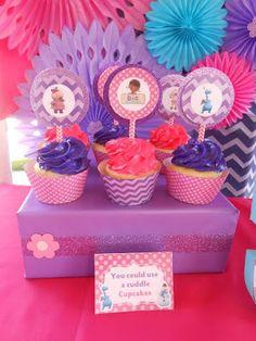 Si tu hija es una fan de la Doctora Juguetes, estas ideas para una Fiesta Doctora Juguetes pueden ser el remedio para La Celebración de un muy feliz cumpleaños.