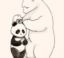 «Pandapod» de Panda And Polar Bear