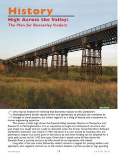Bennerley Viaduct article