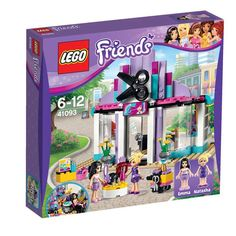 Compare prices on LEGO Friends Set Heartlake Hair Salon from top online retailers. Save money on your favorite LEGO figures, accessories, and sets. Lego Batman, Lego Marvel, Spiderman, Shopkins, Legos, Lego Friends Sets, Friends Girls, 10 Year Old Girl, Thing 1