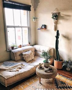 meditation room design Get more information Living Room Decor, Bedroom Decor, Yoga Room Decor, Bedroom Nook, Rearranging Furniture, Urban Outfitters Home, Zen Room, Floor Seating, Home And Deco