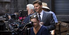 .David Boreanaz directs the 200th