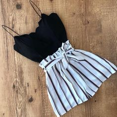 15 beautiful cute summer outfits fashion and travel loggers summer fashion ideas Club Outfits Beautiful Cute Fashion ideas loggers Outfits Summer Travel Cute Casual Outfits, Cute Summer Outfits, Short Outfits, Stylish Outfits, Casual Summer, Summer Shorts, Girls Summer Clothes, Summer Wear, Cute Shorts Outfits