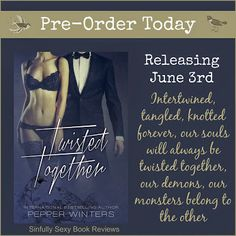 Twisted Together by Pepper Winters