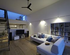An Ultra Minimal Home In A Very Compact Space - UltraLinx