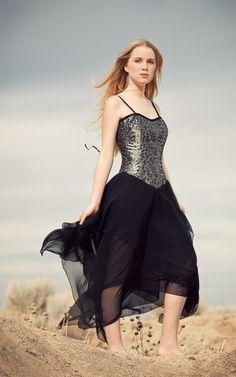 418 - Gothic Faery Dress – The Dark Angel