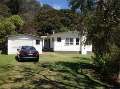 Waiomu escape - Thames Coast Holiday Home for rent Swimming Holes, Renting A House, Recreational Vehicles, Coast, Lounge, Homes, Holiday, Airport Lounge, Houses