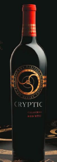 """Cryptic Wine: """"Anything is possible with wine and desire."""""""