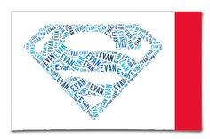 Superman Super Hero Room Decor