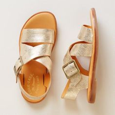 NARA SANDALS - A fabulous fit from Kork-Ease® with wide, supple, crisscrossing leather straps and soft, cushioned footbeds.