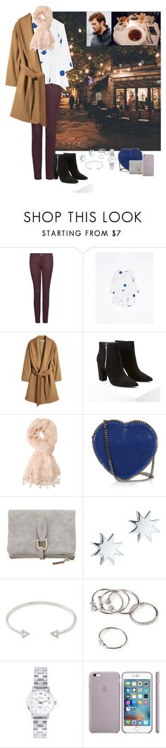 """""""Flashback.... July 2011"""" by changeofyou ❤ liked on Polyvore featuring GET LOST, MANGO, Zara, H&M, Forever 21, STELLA McCARTNEY, Paloma Picasso, Stella & Dot and Marc by Marc Jacobs"""